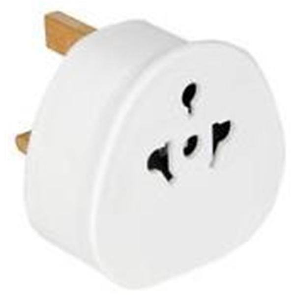 UK Visitor / UK Tourist Euro Travel Adapter