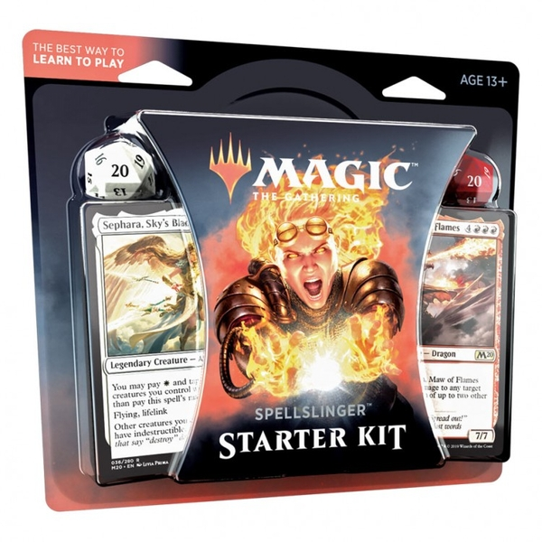 Magic The Gathering TCG: Core Set 2020 Starter Kit