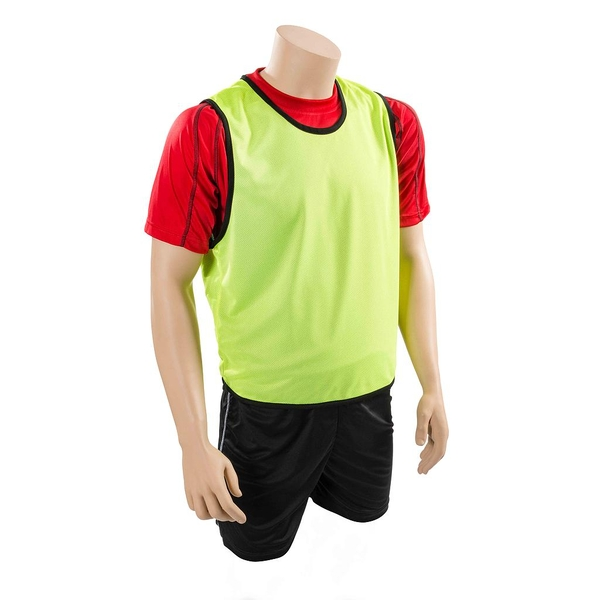 Mesh Training Bib Adult - Fluo Yellow