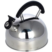 Pendeford Stainless Steel Collection Whistling Kettle 2L
