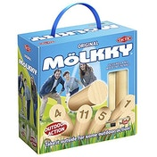 Molkky Outdoor Skittles Game - Boxed Edition