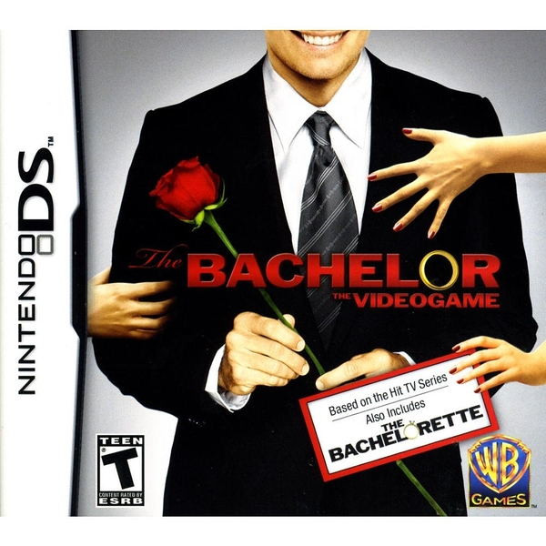Bachelor The Video Game DS Game