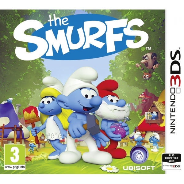 The Smurfs 3DS Game