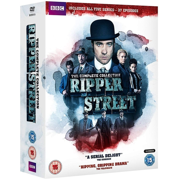 Ripper Street - The Complete Collection DVD