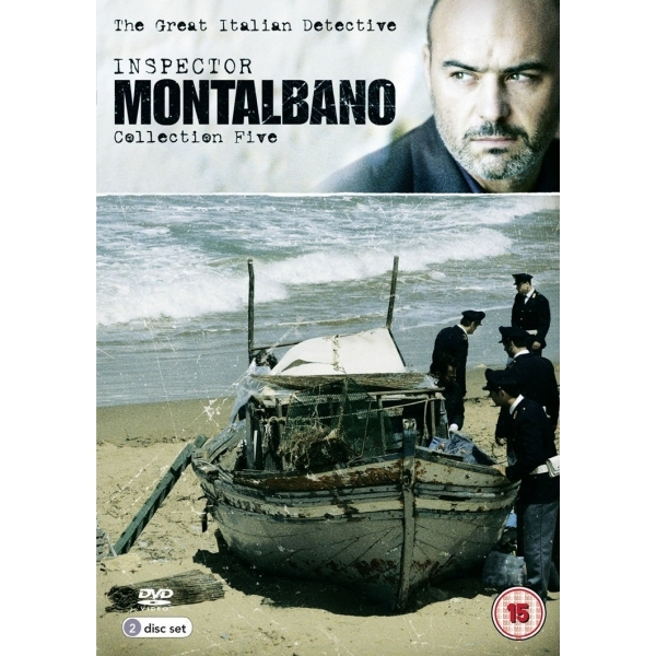 Inspector Montalbano: Collection Five DVD