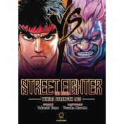 Street Fighter: The Novel: Where Strength Lies