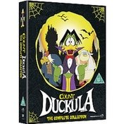 Count Duckula - The Complete Collection DVD