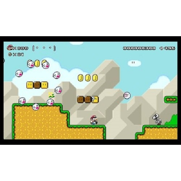 Super Mario Maker 3DS Game - Image 7