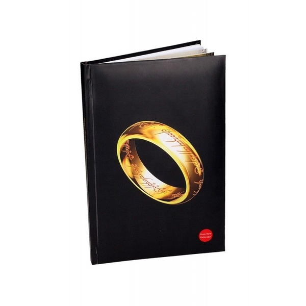 LOTR The One Ring Big Notebook