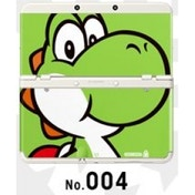 New Nintendo 3DS Cover Plates No 004 Yoshi Faceplate