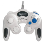 Big Ben Analog Controller in WHITE Wii & Gamecube