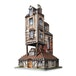 Harry Potter Hogwarts The Burrow Weasley Family Home 3D Jigsaw - Image 2
