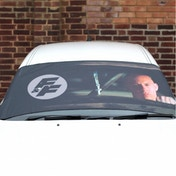 Thumbs Up! Fast & Furious - Car Windscreen Cover