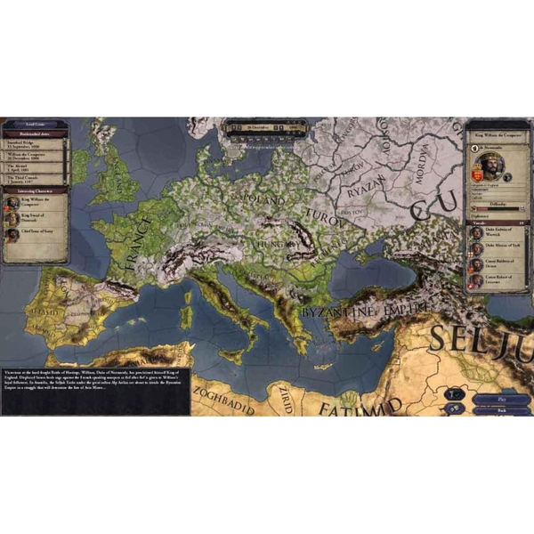 Crusader Kings II & Europa Universalis IV Twin Pack PC Game - Image 2