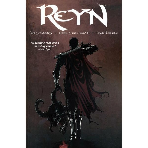 Reyn Volume 1 Warden of Fate