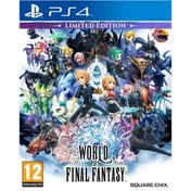 World Of Final Fantasy Limited Edition PS4 Game