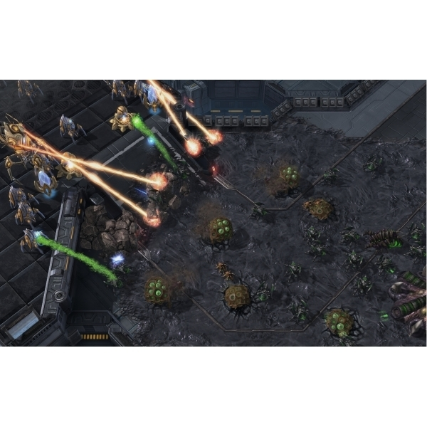 Ex-Display StarCraft II 2 Heart Of The Swarm PC Used - Like New - Image 2