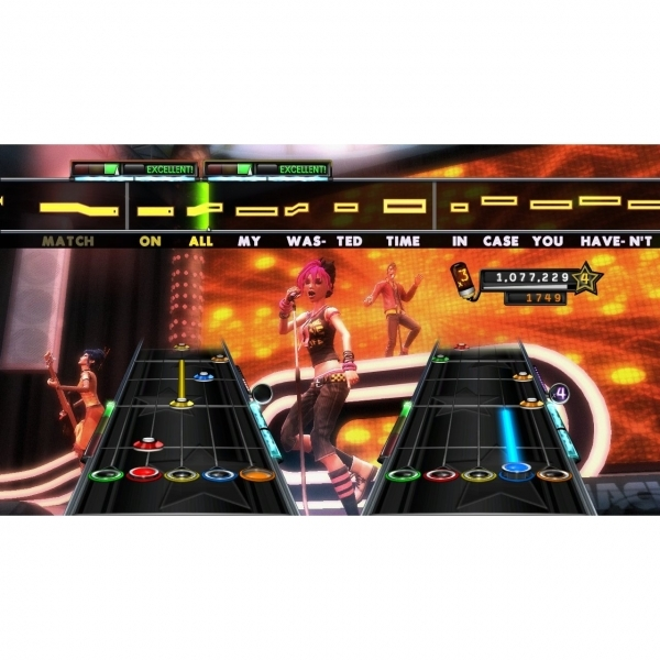 Band Hero Solus Game PS3 - Image 4