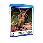 Caligula Unlimited Edition Blu-ray