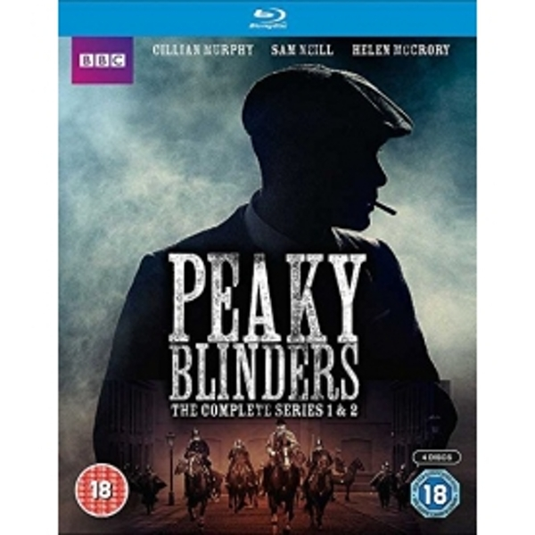 Peaky Blinders Series 1-2 Blu-ray