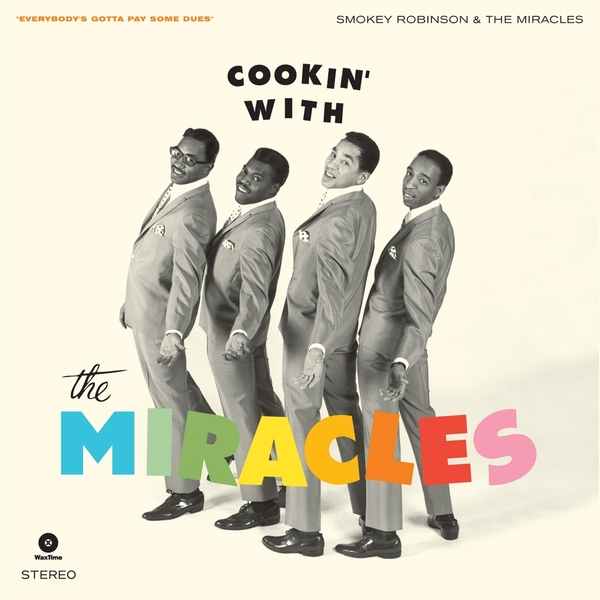 Miracles - Cookin With Vinyl