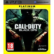 Call Of Duty 7 Black Ops Game (Platinum) PS3