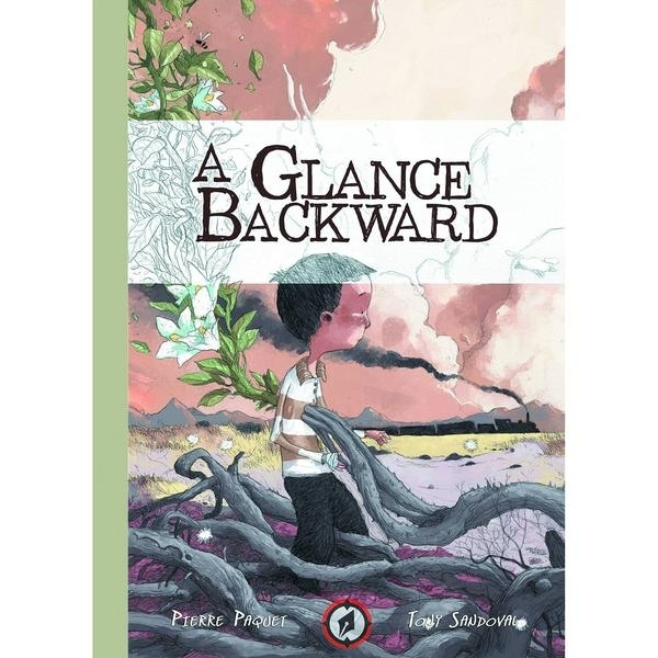 Glance Backward Hardcover
