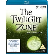 The Twilight Zone Series 3 Blu-ray