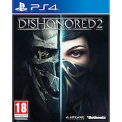 Dishonored 2 PS4 Game