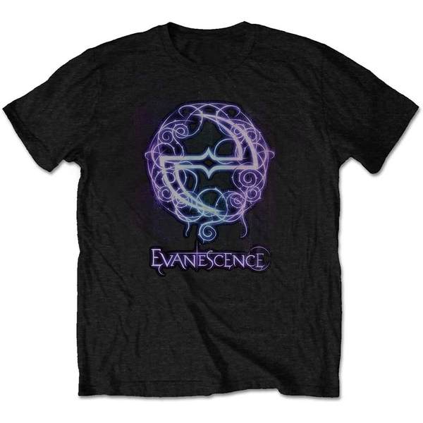 Evanescence - Want Unisex Large T-Shirt - Black