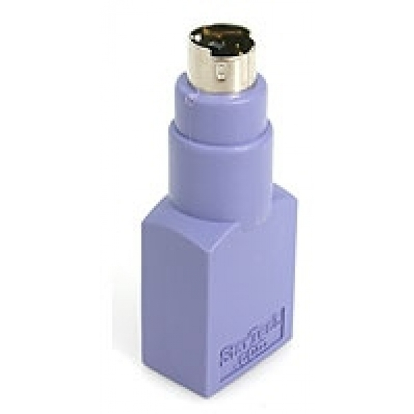 Image of StarTech Replacement USB to PS/2 Keyboard Adaptor