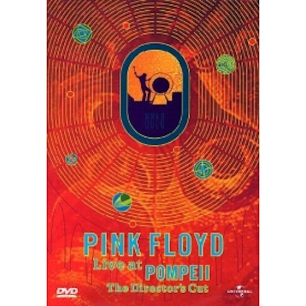 Pink Floyd: Live At Pompeii - The Director's Cut DVD
