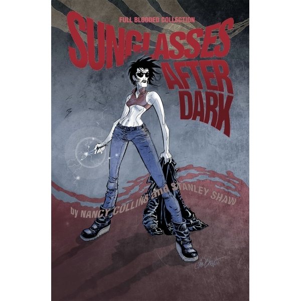 Sunglasses After Dark Full Blooded Collection Hardcover
