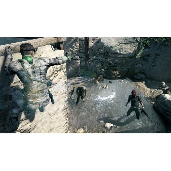 Tom Clancys Splinter Cell Blacklist (Kinect Compatible) Game Xbox 360 - Image 4