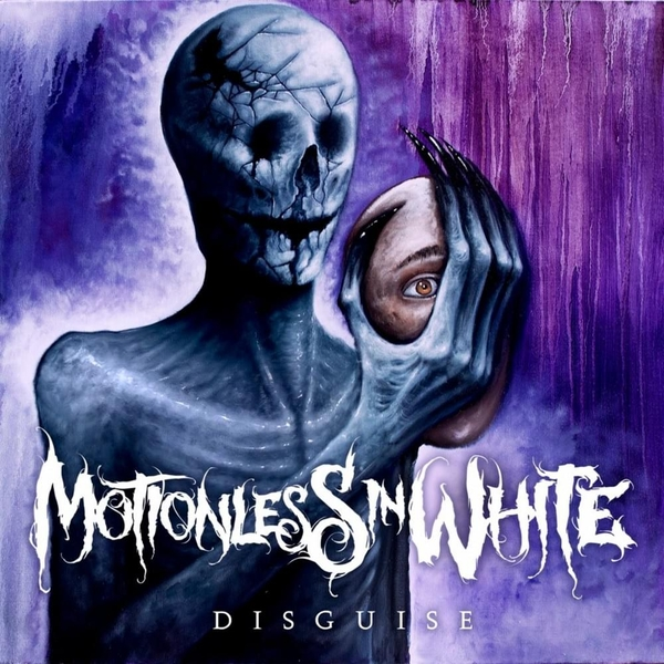 Motionless In White - Disguise Blue Vinyl
