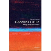 Buddhist Ethics: A Very Short Introduction by Damien Keown (Paperback, 2005)