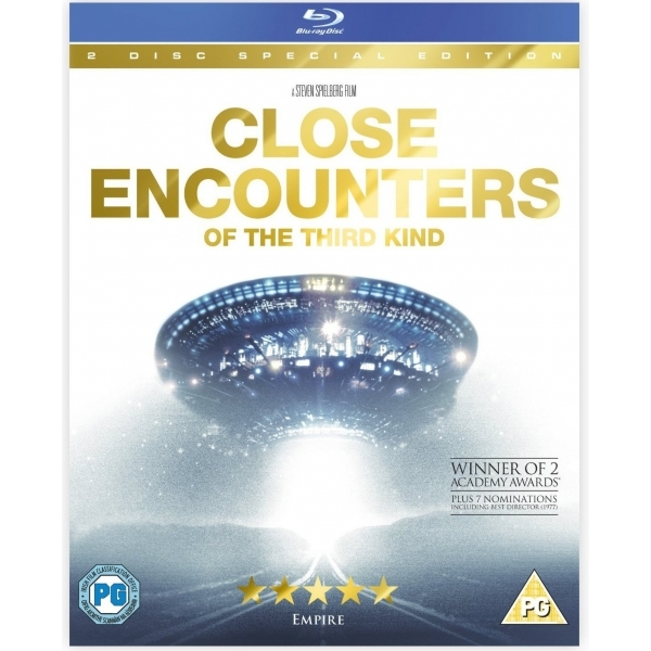 Close Encounters Of The Third Kind Special Edition Blu-ray