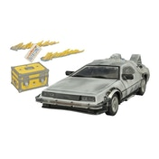 Iced Time Machine (Back to the Future) Collectors Vehicle Set