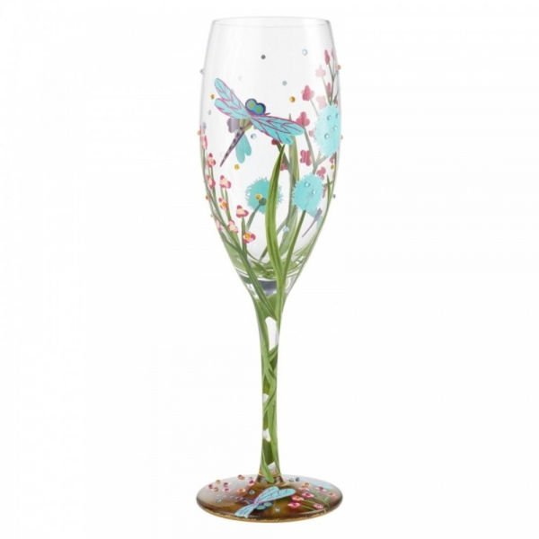 Dragonfly Prosecco Glass