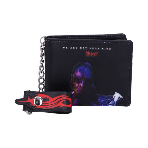 We Are Not Your Kind Slipnot Wallet
