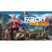 Far Cry 4 Gold Edition Includes Season Pass PC CD Key Download for uPlay