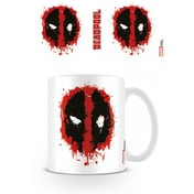 Deadpool Splat Mug