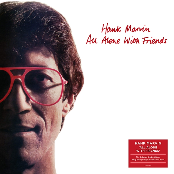 Hank Marvin - All Alone With Friends Vinyl