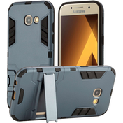 Samsung Galaxy A5 (2017) Armour Kickstand Case - Blue