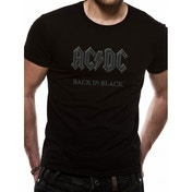 AC/DC Back In Black T-Shirt XX-Large