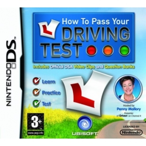 How To Pass Your Driving Test Game DS
