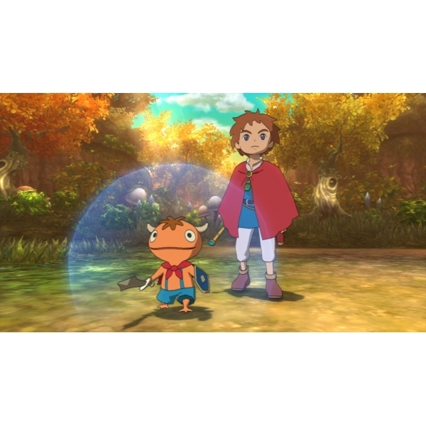 Ni No Kuni Wrath Of The White Witch PS3 Game (Essentials) - Image 2