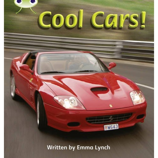 Phonics Bug Non-fiction Set 12 Cool Cars by Emma Lynch (Paperback, 2010)