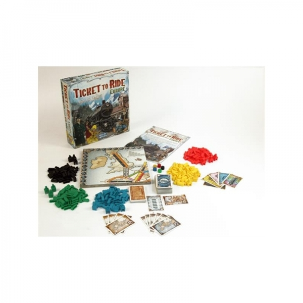 Ticket to Ride Europe - Image 5