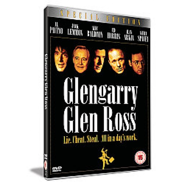 Glengarry Glen Ross DVD